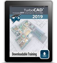 TurboCAD Deluxe 2D/3D Training