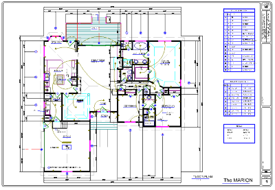 TurboCAD Deluxe - Floorplan