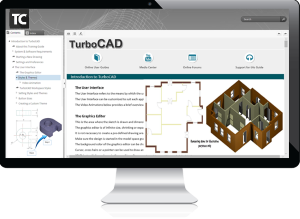TurboCAD Worksessions